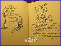 1940 SIGNED! John R. Neill THE WONDER CITY OF OZ Rare First Edition Book Baum