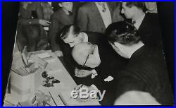 1948 Winston Churchill The Second World War Signed Volume Six 1st Editions Photo