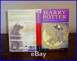 1st Edition Harry Potter The Prisoner Of Azkaban, Very Rare First State