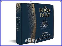 1st Edition The Book Of Dust Signed, Limited First Collectors Ed. Philip Pullman