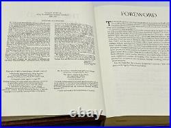 2V SIGNED Easton Press FIRST SECOND WORLD WAR I II Keegan Collectors Edition OOP