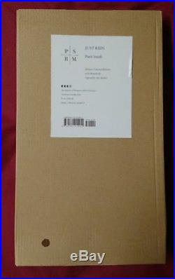 2x Signed Patti Smith Just Kids Limited Edition Slipcased First Print Rare Book