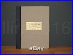 A A Milne, THE HUMS OF POOH First Signed Edition