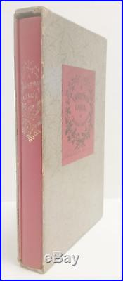 A Christmas Carol by Charles Dickens (Facsimile First Edition withBooklet) Boxe