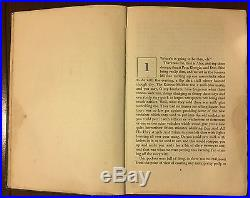 A Clockwork Orange ANTHONY BURGESS First Edition, First Impression, First State