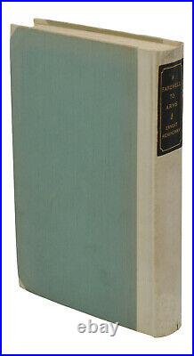A Farewell to Arms ERNEST HEMINGWAY Signed Limited First Edition 1st 1929