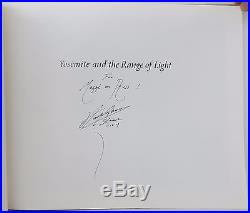 ANSEL ADAMS Yosemite and the Range of Light SIGNED FIRST EDITION DELUXE EDITION