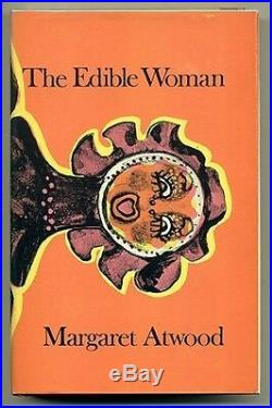 ATWOOD, Margaret. The Edible Woman First edition SIGNED 1969 with DJ