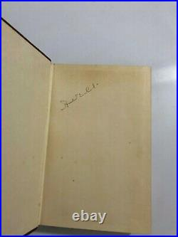 Amelia Earhart Signed Autographed The Fun of It First Edition BAS BECKETT LOA