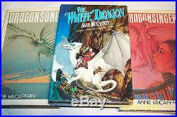 Anne Mccaffrey, Dragonriders of Pern, Novels, Short Stories First editions 19 books