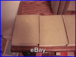 Arthur Machen First Caerleon Edition 1923 Signed Limited 9 Volume Set Horror