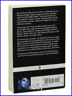 Autobiography MORRISSEY SIGNED First US Paperback Edition 2014 The Smiths