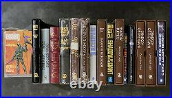 BEST Orson Scott Card Enders Game Collection Limited Edition 1st Edition Signed