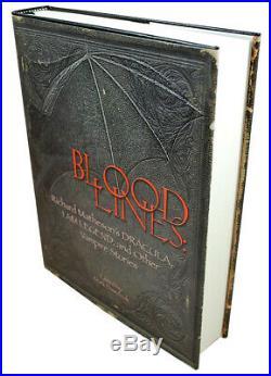 BLOODLINES Signed Lettered First Edition Matheson Bradbury I Am Legend Carpenter