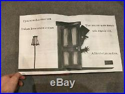 Babadook Signed First edition Pop-up Book