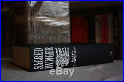 Barry Unsworth,'Sacred Hunger', UK SIGNED first edition 1st/1st, Booker Winner