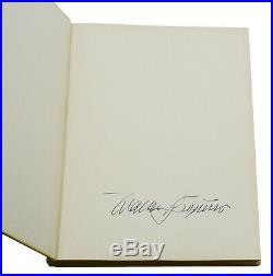 Bauhaus Weimar 1919 1928 SIGNED by WALTER GROPIUS First Edition 1938 Art