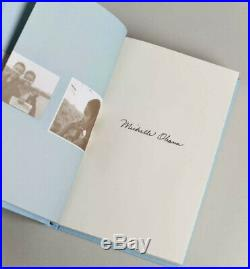 Becoming Michelle Obama SIGNED 1st Ed Deluxe Edition STILL SEALED Gift Box