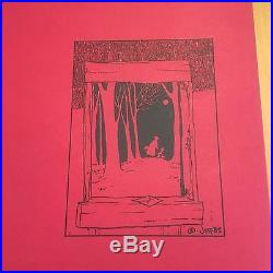 Before Bone by Jeff Smith Limited Edition Book First Edition Signed #388/500