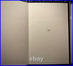 Behold A Pale Horse, William Cooper Signed 1991 First Edition, 198 of 500
