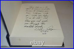 Behold a Pale Horse William Cooper Signed Unrevised 1st Edition 1991 Conspiracy
