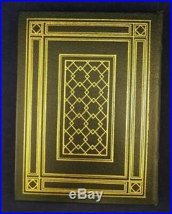 Brain Droppings George Carlin Signed First Edition Easton Press Leather