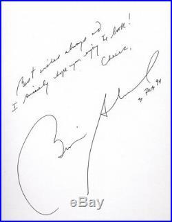 Brian Shul The Untouchables SR-71 Blackbird signed 1993 first edition Libya raid
