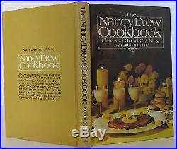 CAROLYN KEENE Nancy Drew Cookbook SIGNED FIRST EDITION