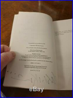 CORALINE Signed By Gaiman RARE 1st Edition Proof Lined Too