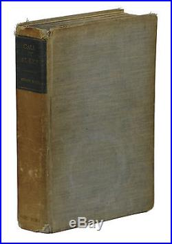 Call it Sleep SIGNED by HENRY ROTH First Edition 2nd Printing 1935 1st