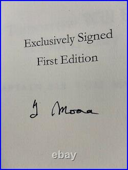 Captain Sir Tom Moore Tomorrow Will Be A Good Day, Hand Signed First Edition