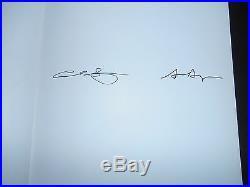 Carl Sagan & Ann Druyan COMET Dual Hand Signed PSA/DNA First Edition 1985 GRAIL