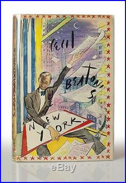 Cecil Beaton's New York SIGNED First Edition