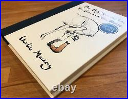 Charlie Mackesy Signed The boy the mole and the fox 1st/1st Edition Unread