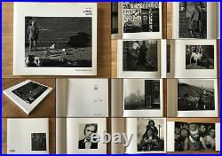 Chris Killip Arbeit / Work First Edition Signed Oop Photobook