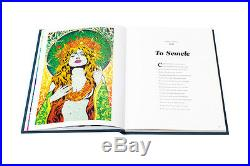Chuck Sperry Signed Helikon Muses Book Gold 1st Edition Rare #/500