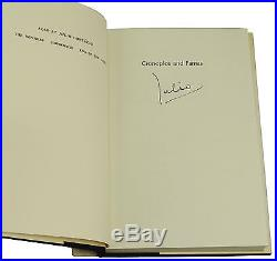 Cronopios and Famas by JULIO CORTAZAR SIGNED First Edition 1969 1st American