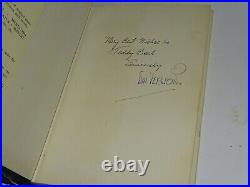 Dai Vernon Book of Magic First Edition Signed