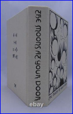 David Tibet SIGNED Moons at Your Door First Edition HC