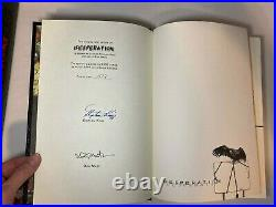 Desperation Stephen King signed numbered slipcase 1st first edition RARE Grant