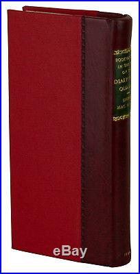 Diary of an Old Soul GEORGE MACDONALD SIGNED First Edition 1880 Book Strife