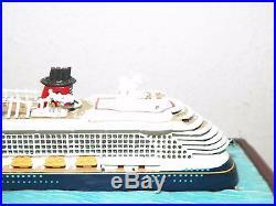 Disney Cruise Lines Disney Dream Olszewski First Edition 2011 Cruise Ship Signed
