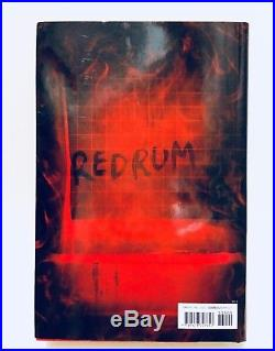 Doctor Sleep signed by Stephen King first edition