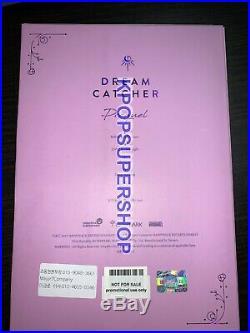 Dream catcher 1st Mini Album Prequel CD Autographed Signed BEFORE Version Promo
