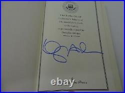 EASTON PRESS Collectors Edition Douglas Adams 5 Vol Set -First book SIGNED
