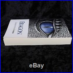 Eragon by Christopher Paolini True First Edition Signed Collector's Dream