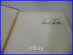 Ernst Toller I Was A German First English Edition SIGNED by Toller