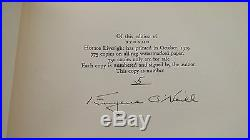 Eugene O'Neill Signed Limited Dynamo #5/775 slipcase edition 1929 First Edition