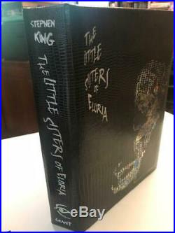 FIRST EDITION STEVEN KING The Little Sisters of Eluria SIGNED LIMITED
