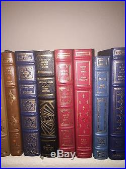 FRANKLIN LIBRARY Lot Of 27 Books 24 Signed First Editions/3 First Editions
